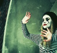 marta__the_mime__by_lukreszja-d2j54d6